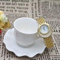 XG013 CUSSI Top Brand Luxury Women S Quartz Wristwatches Fashion Lady Bracelet Watches Relogio Feminino Jelly