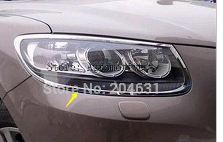 For Hyundai Santa Fe 2007 2008 2009 2010 2011 2012 Chrome