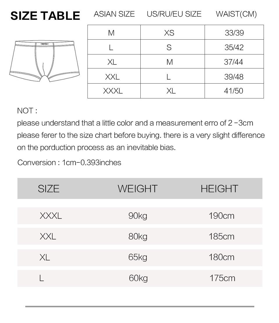 296bccec03 Boxer Unterwäsche & Schlafanzug Offizielle Website Rosa Held Männer  Unterwäsche Großhandel Baumwolle Unterhose Mode Marke Design Männlichen  Atmungsaktivem ...