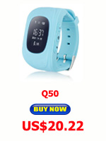 Child Smart Watch Q90 GPS LBS Positioning Children Smart Watch 1.22 Inch Touch Screen SOS Clock Tracker for Kid Safe Monitor#C1 23