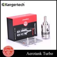 D'origine Kanger Aerotank Turbo Atomiseur Mise À Niveau Double Bobine 6.0 ml atomiseur Air Réglable Aerotank Turbo