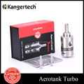 Original kang Aerotank Turbo atomizador actualiza Dual Coil 6.0 ml atomizador flujo de aire ajustable Aerotank Turbo