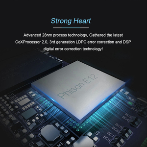 Image 5 - HIKVISION SSD M2 1TB 1024GB PCIe NVME C2000 למחשב שולחני קטן שרת מוצק מדינת כונן PCI e Gen 3x4 10 שנה אחריות