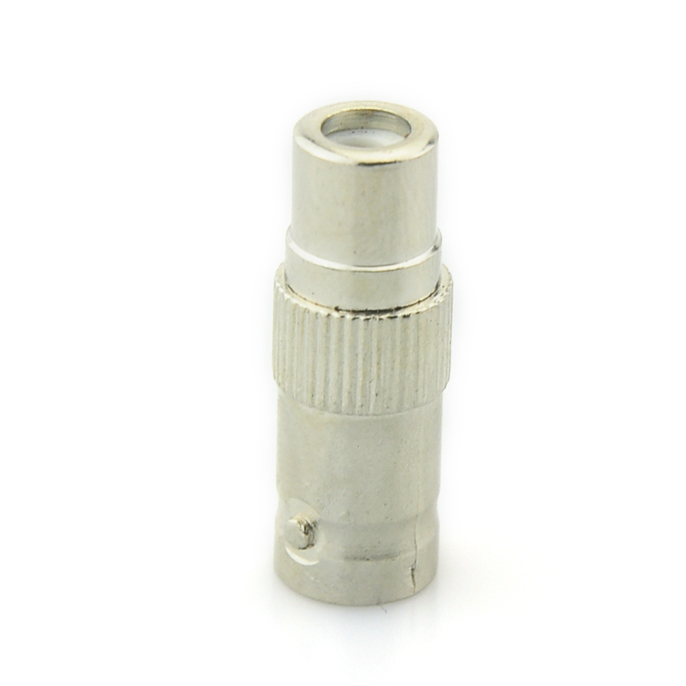 BNC Female To RCA Female Coupler Coaxial RG59 Converter Adapter CCTV Jack