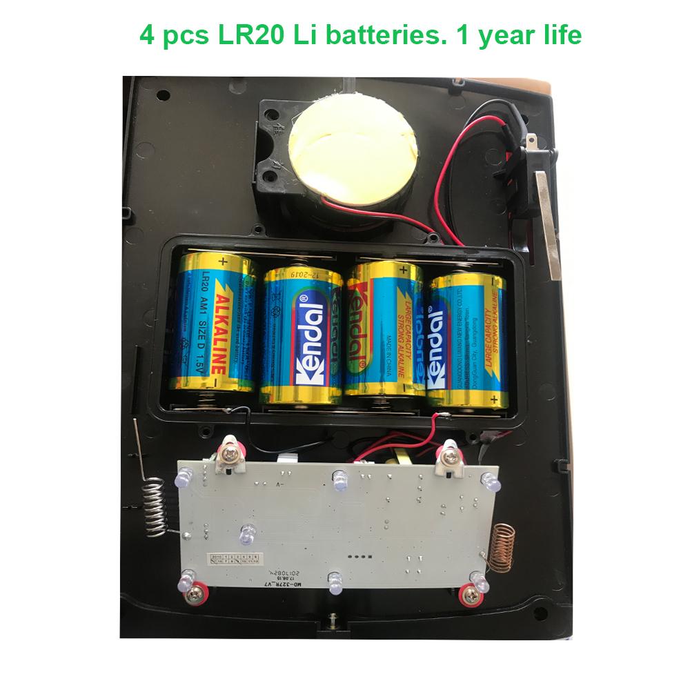 Battery siren