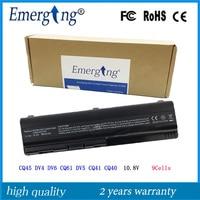 9cell New High Capacity Laptop Battery for HP DV4 DV5 CQ50 CQ60 CQ61 DV6 G61 G62 HSTNN IB72 HSTNN UB72