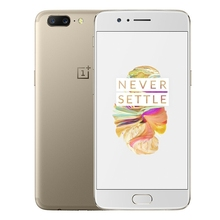 "Oneplus 5 Snapdragon 835 Octa Core 2.45 GHz 6 GB/8 GB + 64 GB Smartphone LTE 4G 5.5 ""20.0MP Dual Rear Cam Huella Digital Android 7.0 OS"