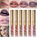 18 colors matte lipstick Long-lasting Lip Gloss Waterproof / Water-Resistant liquid lipstick E8
