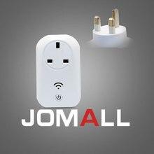 2016 Wall Socket UK Remote Power Sockets AC110V-250V Portable Remote Plug Smart Home Automation