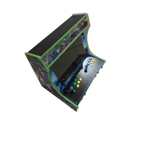 new products Mini verticle type arcade table top machine with Classical games 960 in 1 Game PCB