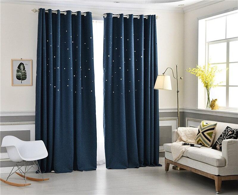 aliexpress.com : acquista moderna tenda di finestra tende ... - Tende Da Soggiorno Moderno 2