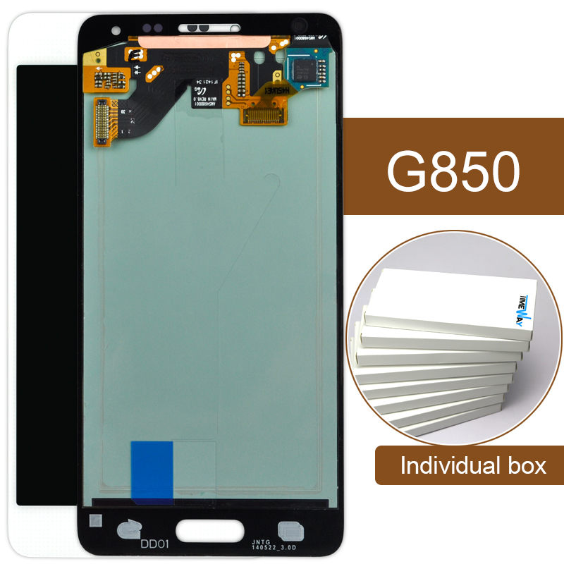 10pcs For Samsung G850 Lcd Display Touch Screen Digitizer Assembly Highscreen shipping free
