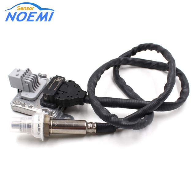 Free Shipping and Fast Delivery For Cummins Nitrogen Oxide Nox Sensor Kit 4326873 SNS142A 5WK96742A 12V Gen2.8