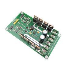 Dual Motor Driver Module Board H-Bridge DC MOSFET IRF3205 3-36V 10A Peak 30A(Green Board)