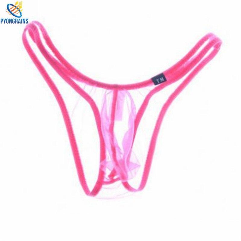 New Male Underwear Silk Men Briefs Underwear Sexy Striped Men Briefs Shorts Men Underpants Underwear Briefs Bikini For Men Hombr