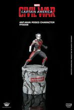 King Arts Captain America 3 :Civil War Moive  Stone Ant-Man Action Figure Model Toys Collections