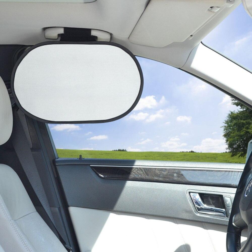 Wanpool Car Interior Roof Handle Sunshade Sun Blocker For Driver