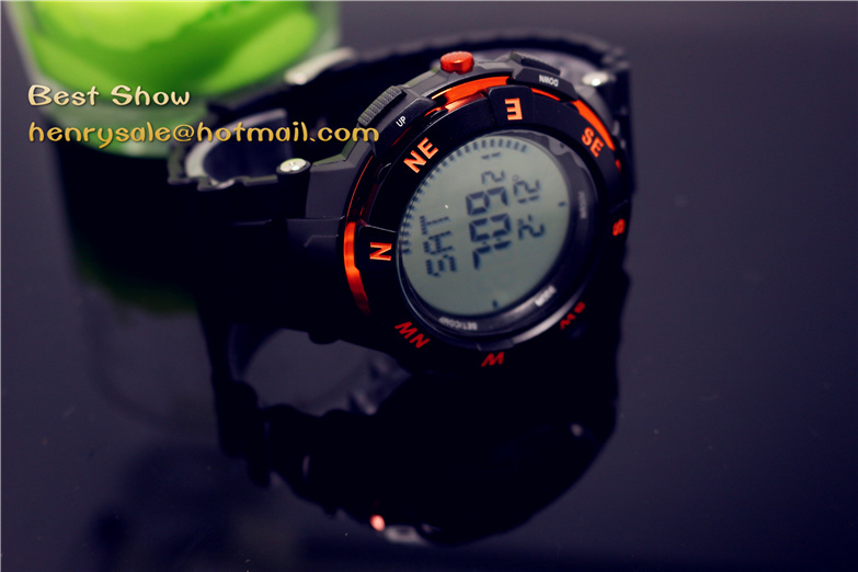 digital led sports relógios 50 M à
