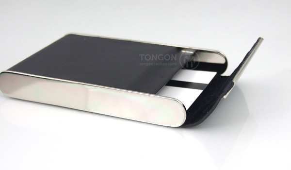 Brand new stainless steel business card holder case men card id brand new stainless steel business card holder case men card id holders famous designer brand men card case ge in card id holders from luggage bags on colourmoves Image collections
