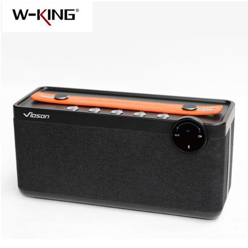 W-king 25W APP Speakers Portable Wireless <font><b>Bluetooth</b></font> Speaker Bass <font><b>Sound</b></font> Subwoofer Wireless <font><b>Sound</b></font> <font><b>Box</b></font> Powerful <font><b>Bluetooth</b></font> Speakers