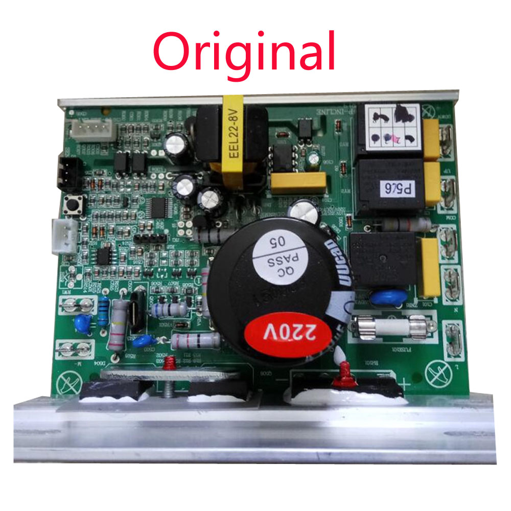 Power supply board treadmill controller JF200 MKS DTPB10 P INCLINE treadmill  motherboards, treadmill circuit board, driver board-in AC/DC Adapters from  ...