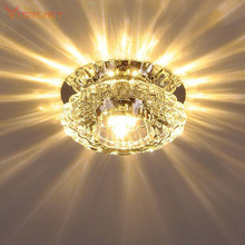 Mini LED Home Ceiling Lights Flush Mount Modern 3W 5W Ceilng light for Art Gallery Decor Living Room Porch AC110-240V