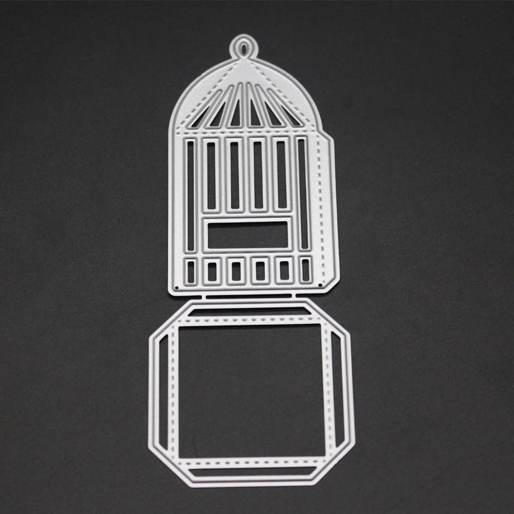 Scrapbook GIFT BOX Cut Metal Cutting Dies For Scrapbooking Stencils DIY Album Cards Decoration Embossing Folder Die Cuts Cutter in Cutting Dies from Home Garden