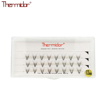 Thermidor New Eyelash Extension Individual Eyelashes Wispy Lashes Natural Lashes Grafting Eyelash Maquillaje Profesional Tools