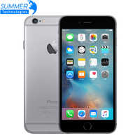 Téléphone portable d'origine débloqué Apple iPhone 6/iPhone 6 Plus 4.7 /5.5 1GB RAM 16/64/128GB ROM IOS SmartPhone utilisé