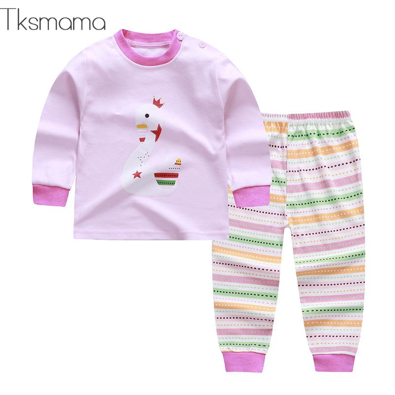 Winter Fall Newborn Baby Girl Clothes Long Sleeve T-shirt + Pants Suit For Girls' Fashion Princess Clothing Sets Zjs00013 2