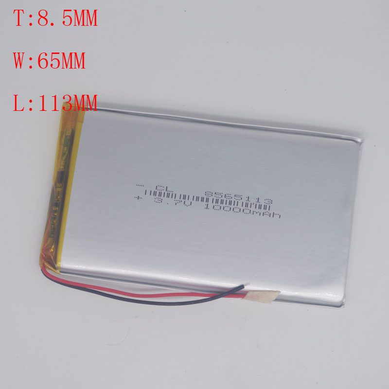 <font><b>3.7V</b></font> Polymer Lithium <font><b>Battery</b></font> DIY Charging <font><b>Battery</b></font> Built-in Core <font><b>10000mah</b></font> 8565113 image