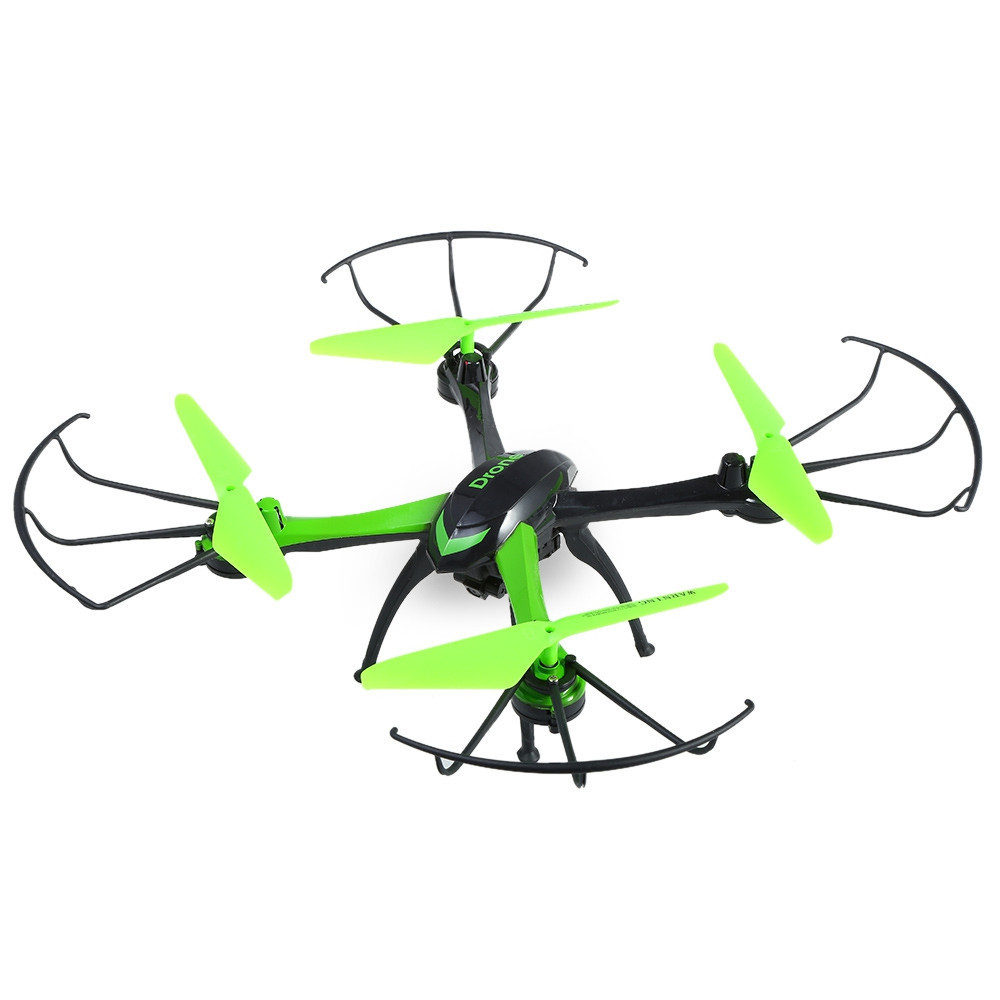 JJRC H98 RC Quadcopter Drones with Camera LED Light Flying Helicopter Headless Mode 360 Degree Eversion Drone Dron Xmas Gifts in RC Helicopters from Toys Hobbies