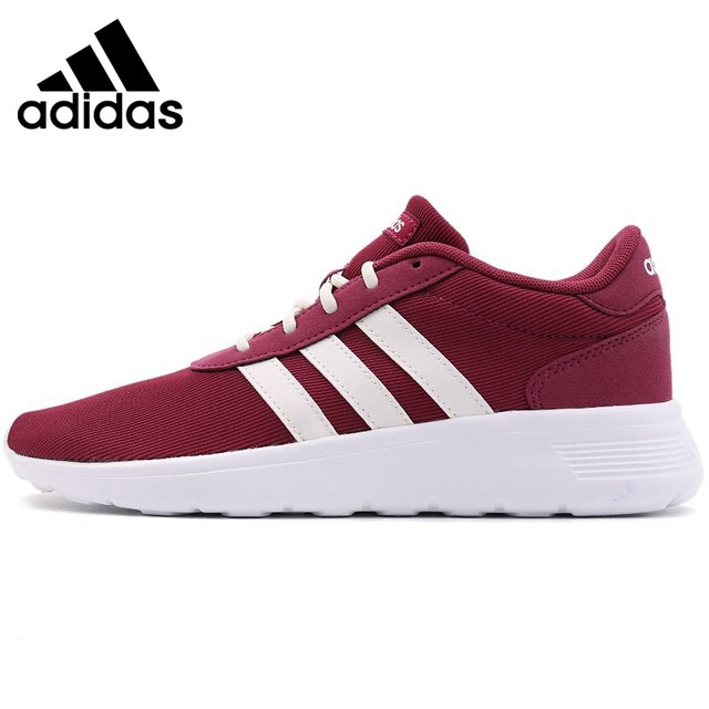 Original New Arrival 2018 Adidas NEO Label LITE RACER Women's  Skateboarding Shoes Sneakers