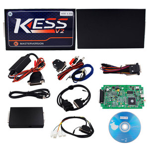 Image 4 - Online Red KESS V5.017 V2.53 + 4 LED KTAG V7.020 V2.23 + LED BDM FRAME No Tokens KESS 5.017 + K TAG K Tag 7.020 ECU Programmer