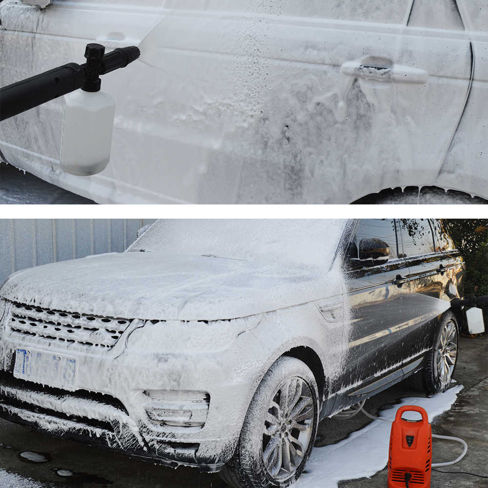 Foam Cannon Soap >> Detail Feedback Questions About Snow Foam Lance Foam Gun Cannon