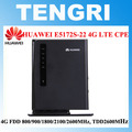 Original Unlock 150Mbps HUAWEI E5172s-22 4G LTE CPE Wireless Router LTE: FDD 800/900/1800/2100/2600 MHz, TDD 2600 MHz