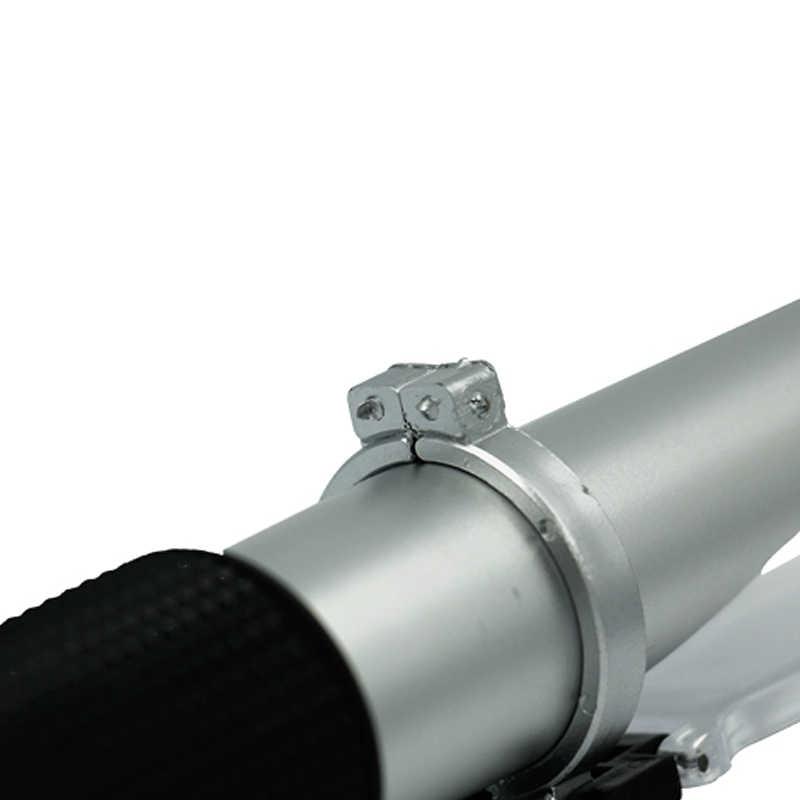 Medidor de Grau de Açúcar Sacarímetro Refratômetro ATC 0 Densidade do Fluido de Corte Metros Concentração-90% Brix Com Caixa de Varejo