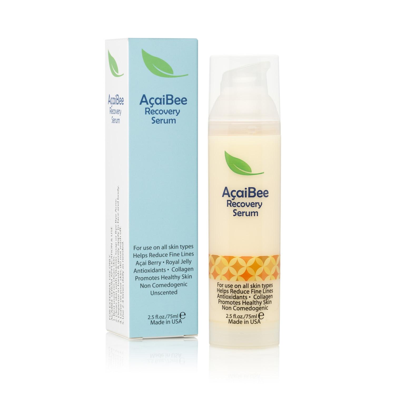 AcaiBee Acne Prone Skin Treatment Recovery Serum (For All Skin Types) пилинг gigi peeling ptca for all skin types