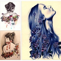 DIY Diamond Embroidery Butterfly Girl 5D Diamond Painting Cross Stitch Mosaic Pattern Full Square Rhinestone Home