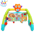 2016 New Arrival Baby Toys Infant Music Fitness Frame Fitness With Rattles Newborn Baby Music Standing Early Childhood Toys Gift