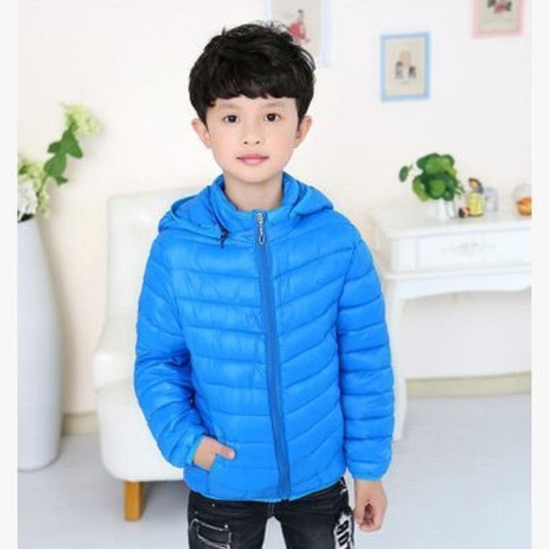 Children Winter Jacket New Arrival Kids Autumn Hooded Outwear Warm Zipper Coat Baby Clotheses Jacket Parka for Girls boys