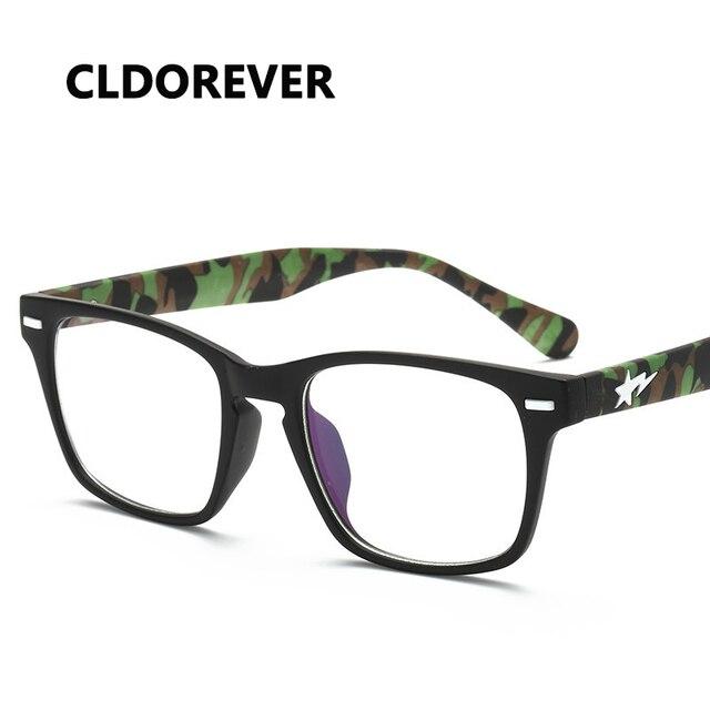 New 2018 Square Eyeglasses Vintage Optical Glasses Frame Women Men ...
