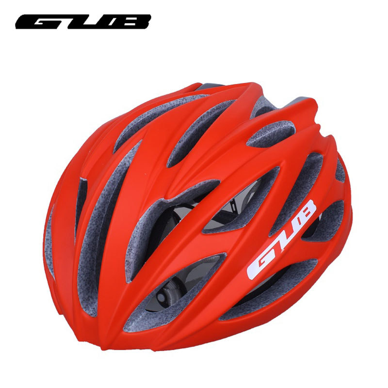GUB Men Women Ultralight Cycling Helmet 26 Holes Integrally-molded Bicycle Helmet MTB Road Bike Casco Ciclismo Helmet 7 Colors batfox men women cycling helmet bike ultralight helmet intergrally molded mtb road bicycle safety helmet casco ciclismo 56 63cm