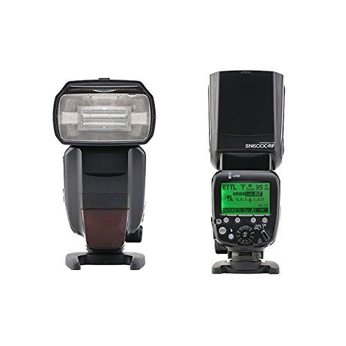 SHANNY SN600C E-TTL HSS 1/8000s GN60 on-camera speedlite flashlight for Canon сенсорная панель other 7 4 165x100mm 165 100 165 100mm
