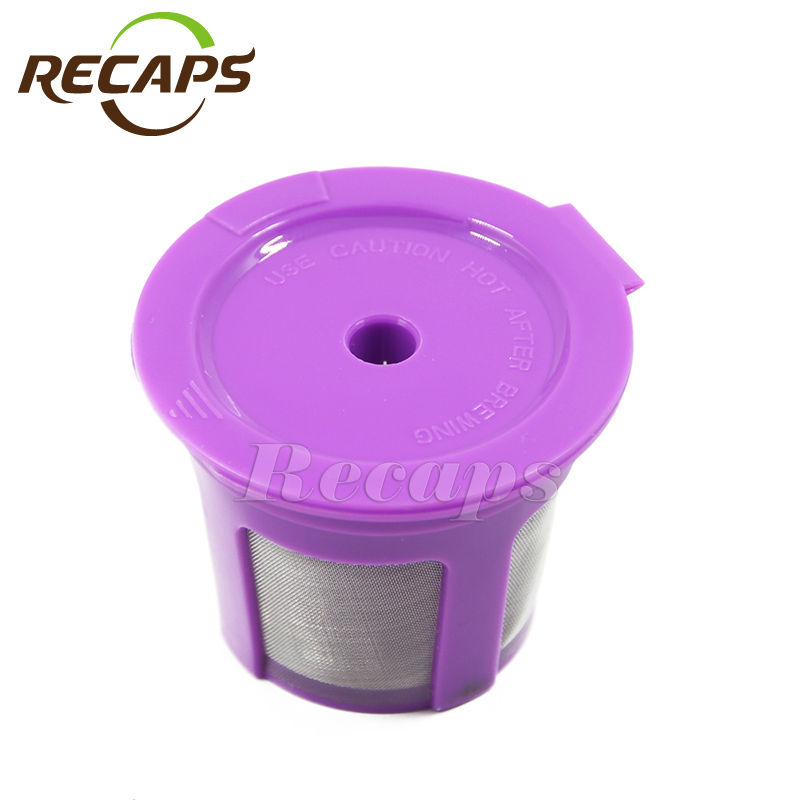 1 piece <font><b>Keurig</b></font> Refillable coffee Capsule Reusable K-cup Filter for <font><b>2.0</b></font> & 1.0 <font><b>Brewers</b></font> k cup reusable