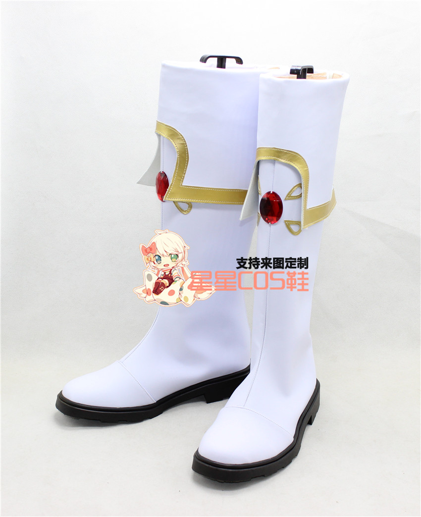 White Boots Halloween Promotion-Shop for Promotional White Boots ...