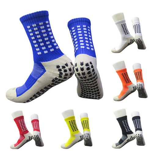 Football-Socks Anti-Slip Calcetines Good-Quality Cotton New Men 9-Colors