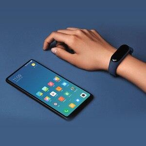 Image 4 - Original Xiaomi Mi Band 3 Smart Wristband Fitness Bracelet MiBand Band 3 Big Touch Screen OLED Message Heart Rate Time Smartband