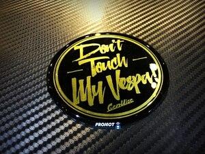 Image 3 - Для vespa Передняя панель логотип патч из алюминиевого сплава наклейка табличка магнит наклейка с именной табличкой