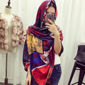 wholesale india scarf cotton scarves women cape female shawl femme foulard ladies tippet ethnic wrap long pashmina sale